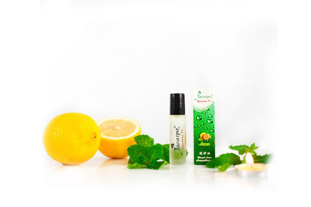 minyak angin aromatherapy